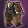 绝世仙王私服装备道具:护腿(暗)